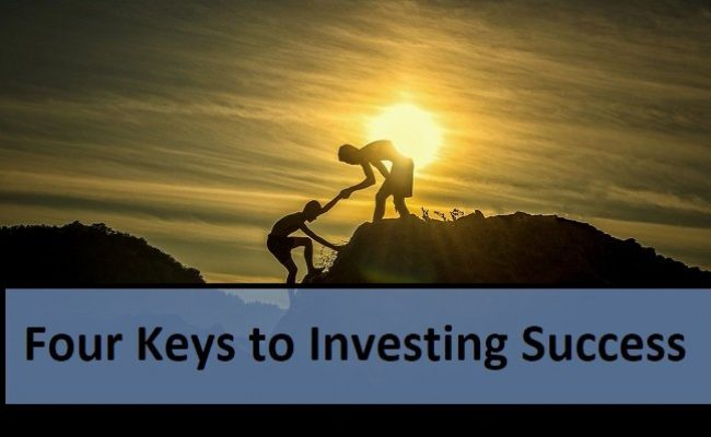 The Four Keys to Investing Success