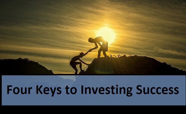 four keys to investing success