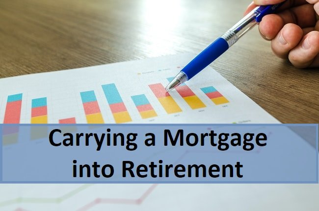 carrying a mortgage into retirement