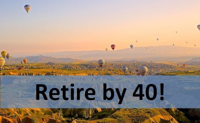 How Much Do I Need to Save to Retire by 40?