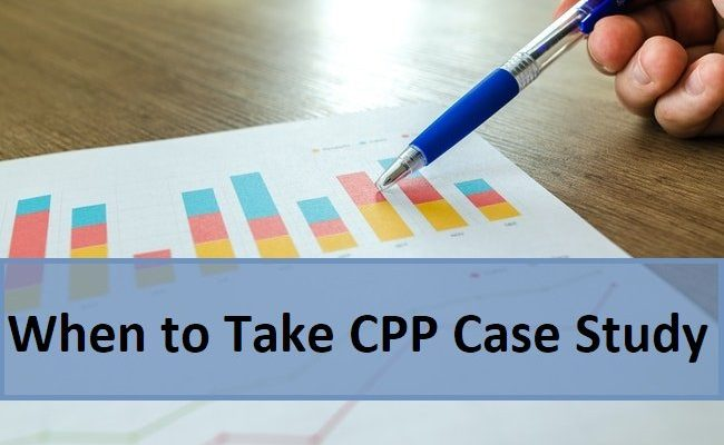 When to Take CPP in Retirement – A Case Study