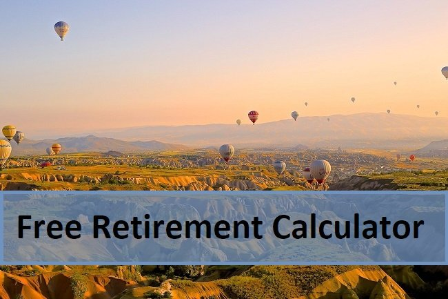 free retirement calculator canada