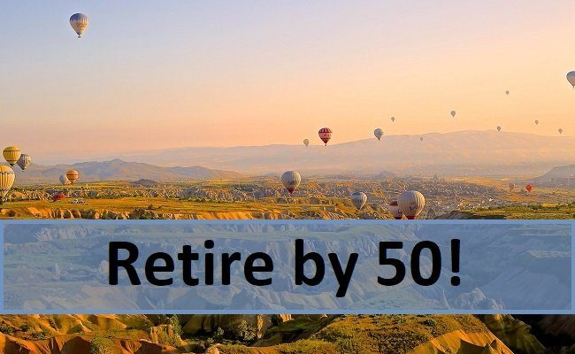 How Much Do I Need to Save to Retire by 50?