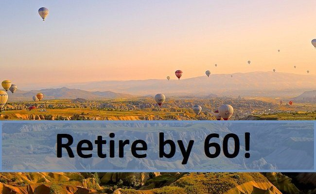 How Much Do I Need to Save to Retire by 60?