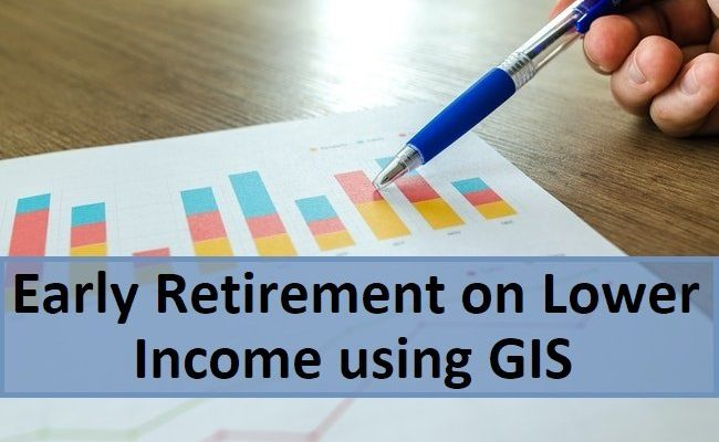 Retirement on a Lower Income using Guaranteed Income Supplement (GIS)