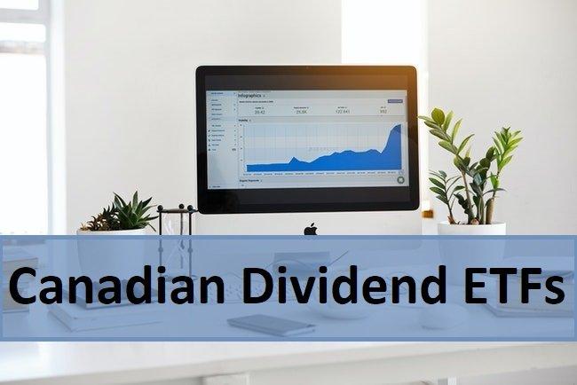 best Canadian dividend ETFs