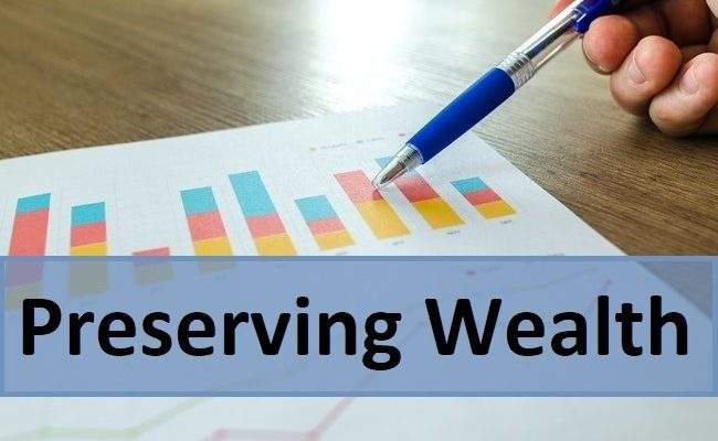 Preserving Wealth – Getting Retirement Income Planning Right